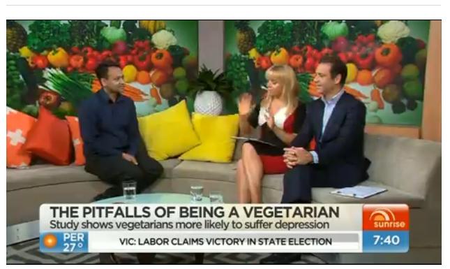 dr tanveer ahmed - pitfalls of being vegetarian